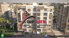 شقة في كمبوند دار مصر الاندلس بالقرب من التسعين و هايد بارك 140م