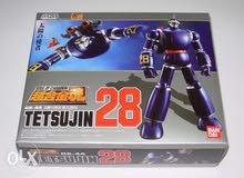 مجسم رعد العملاق GX-44S Tetsujin 28 + مجسم فولترون Voltron 30th Annive