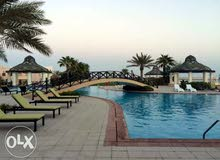 For rent an elegant apartment in Amwaj Island