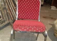 550 كرسي فندقة ف حالة جيدة 20دينار الكرسي قابل لنقاش ف حدود المعقول
