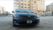 Toyota  COROLLA    2013 XIi شاشه وكاميرا تويوتا كورولا Xli 2013  لون فيراني