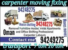 Shifting house shifting office shifting Oman