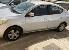 Nissan Sunny car for sale 2014 in Al Riyadh city