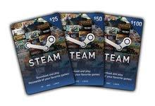 أسعار بالجمله .. قارن اسعارنا و قرر ... بطاقتك لعندك وبالسعر يلي بدك ياه ستيم , Steam