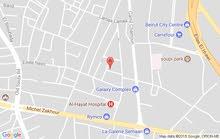 شقة 30م بيروت طريق الجديدة شارع الرواس