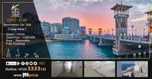 شقة لقطة بكامب شيزار تري البحر