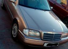 مرسيدس c180 1995  اليجانس فحص كامل 7 جيد فل كامل