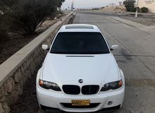 White BMW 325 2003 for sale
