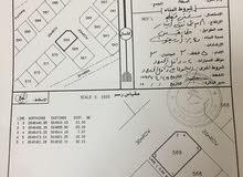 ارض سكنية بالقصف ولاية الخابورة مساحتها 617 متر
