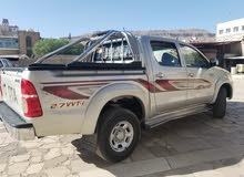سيارة هيلوكس دبل اوتوماتيك شبه جديد 2012 استخدام منزلي عرطه