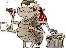 التنظيف ومكافحة الحشرات