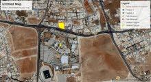 ارض تجاري للبيع شفا بدران مقابل جامعة العلوم التطبقيه مساحه 5672م واجهه 75م
