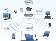 مهندسين شبكات و أبراج الاتصالات.