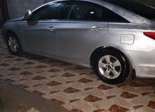 هونداي سوناتا 2012 نظيف جدا