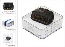 جهاز فحص اعطال السيارات Vgate iCar Pro WIFI OBD 2
