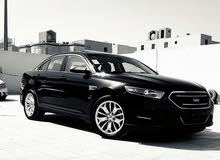 Black Ford Taurus 2014 for sale