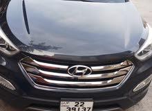 هونداي سنتافي Hyundai Santafee 2013 ممكن بدل