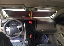 Beige Toyota Corolla 2011 for sale