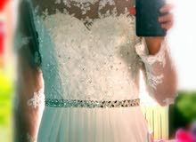 New Wedding Dress فستان عرس جديد