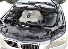 Grey BMW 545 2004 for sale