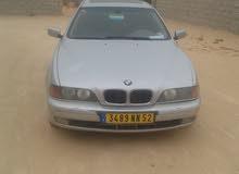للبيع أو افاري BMW530