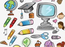 حصص خصوصية متنوعة لطلاب المدارس