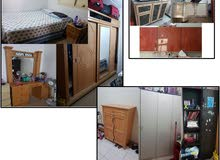 FURNITURE FOR SALE - GOING CHEAP - WELL MAINTAINED - MANGAF BLOCK 4