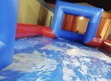 استراحة روسلين واي فاي وملعب صابوني مجاني لايام العيد