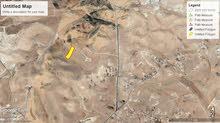 ارض للبيع ابو علندا على حد التنظيم قرب سكن كريم مساحة 15 دونم بسعر 12ألف للدونم