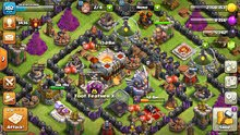Clash of Clans TH11- 12