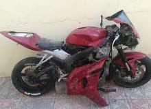 Buy a Honda motorbike made in 2008