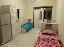 سكن بنات مشترك مقابل مترو المركز المالي الشيخ زايد