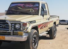 Toyota Land Cruiser Pickup car for sale 2003 in Sur city