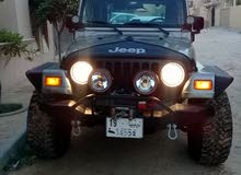 0 km Jeep Wrangler 2006 for sale