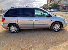 Chrysler Town & Country 2002 For sale - Silver color
