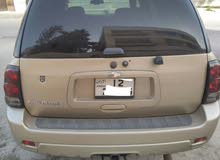 Chevrolet TrailBlazer 2007 For sale - Gold color