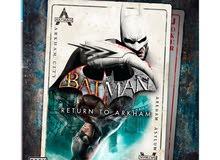 شريط batman بلاستيشن 4 استعمال خفيف