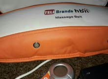 جهاز المساج الأصلي للتدليك وتكسير الدهون نوع TELE BRANDS HBN دبل مطور ويوجد بيه