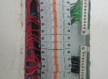 مادبا //تمديدات كهرباء وصيانة عامة
