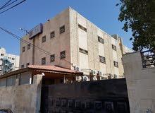 عمارة 4 طوابق للإيجار في شارع المدينة