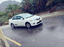 Used condition Toyota Corolla 2013 with 10,000 - 19,999 km mileage
