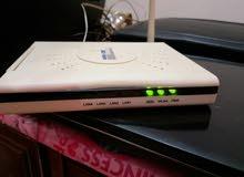 راوتر انترنت للخطوط الأرضية