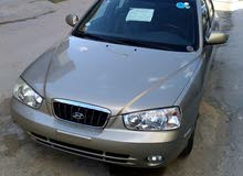 Gold Hyundai Avante 2002 for sale