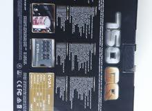 power EVGA 750W باور اصلي