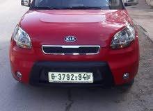 Kia Soal car for sale 2011 in Benghazi city