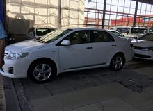 Available for sale! 100,000 - 109,999 km mileage Toyota Corolla 2013