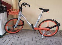 للبيع دراجه هوائيه رياضيه اطارات ربل لكس بدون تيوب ووزن خفيف استعمال خفيف للتواصل0562333330