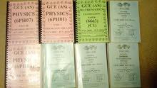 AS & IGCSE Physics and Maths