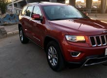 Gasoline Fuel/Power   Jeep Grand Cherokee 2014