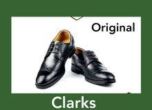 حذاء كلاركس  جديد